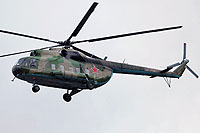 Helicopter-DataBase Photo ID:15969 Mi-8PS Russian Air Force RF-17561 cn:8611