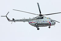 Helicopter-DataBase Photo ID:11478 Mi-8PS Russian Air Force RF-19000 cn:8682