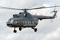 Helicopter-DataBase Photo ID:9443 Mi-8PS Russian Air Force RF-19004 cn:8166