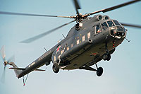 Helicopter-DataBase Photo ID:9444 Mi-8PS Russian Air Force RF-19004 cn:8166