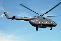 Helicopter-DataBase Photo ID:9445 Mi-8PS Russian Air Force RF-19004 cn:8166