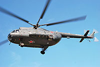 Helicopter-DataBase Photo ID:9446 Mi-8PS Russian Air Force RF-19004 cn:8166