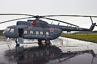 Helicopter-DataBase Photo ID:10660 Mi-8PS Russian Air Force RF-19004 cn:8166