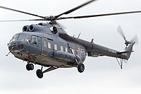 Helicopter-DataBase Photo ID:11632 Mi-8PS Russian Air Force RF-19012 cn:8613