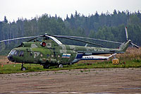 Helicopter-DataBase Photo ID:13431 Mi-8T ROSTO RF-20439 cn:2826