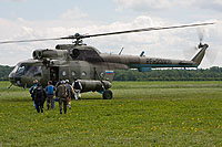 Helicopter-DataBase Photo ID:10724 Mi-8T Russian Federal Border Guard RF-23106 cn:8261