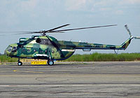Helicopter-DataBase Photo ID:5582 Mi-8T Russian Federal Border Guard RF-23110