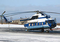 Helicopter-DataBase Photo ID:5297 Mi-8PS Russian Federal Border Guard RF-23114