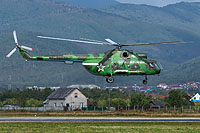 Helicopter-DataBase Photo ID:10676 Mi-8T Russian Federal Border Guard RF-28526 cn:7834