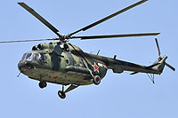 Helicopter-DataBase Photo ID:12142 Mi-8T Russian Federal Border Guard RF-28528 cn:9765047