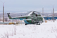 Helicopter-DataBase Photo ID:12141 Mi-8T Russian Federal Border Guard RF-28528 cn:9765047