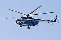 Helicopter-DataBase Photo ID:4565 Mi-8T Special Aviation Department of the Ministry of Interior RF-28960 cn:98734284
