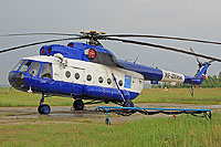 Helicopter-DataBase Photo ID:16544 Mi-8T Special Aviation Department of the Ministry of Interior RF-28964 cn:99357522