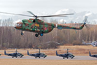 Helicopter-DataBase Photo ID:17982 Mi-8T Troops of the National Guard of the Russian Federation RF-34290 cn:8215