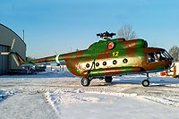 Helicopter-DataBase Photo ID:13181 Mi-8T Russian Ministry of the Interior RF-34303 cn:8436