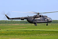 Helicopter-DataBase Photo ID:10181 Mi-8T Aerograd RF-38352 cn:3744
