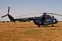 Helicopter-DataBase Photo ID:12803 Mi-8T Aerograd RF-38352 cn:3744