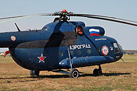 Helicopter-DataBase Photo ID:12805 Mi-8T Aerograd RF-38352 cn:3744