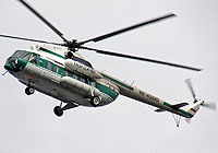 Helicopter-DataBase Photo ID:5762 Mi-8PS Federal Customs Service of Russia RF-43883 cn:8709