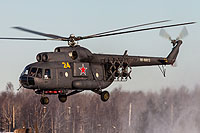 Helicopter-DataBase Photo ID:14382 Mi-8PPA Russian Air Force RF-90812 cn:9807729