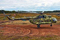 Helicopter-DataBase Photo ID:15927 Mi-8PS Russian Air Force RF-91416 cn:8586
