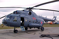 Helicopter-DataBase Photo ID:7107 Mi-8T Russian Air Force RF-91854 cn:98525082