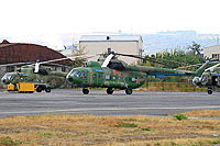 Helicopter-DataBase Photo ID:13025 Mi-8SMV Russian Air Force RF-92029 cn:9787802
