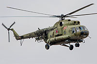 Helicopter-DataBase Photo ID:17681 Mi-8PPA Russian Air Force RF-92543 cn:9807704