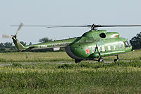 Helicopter-DataBase Photo ID:6813 Mi-8PS Russian Air Force RF-93206 cn:8433
