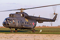 Helicopter-DataBase Photo ID:11376 Mi-8TP Russian Air Force RF-93639 cn:98841580