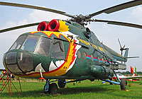 Helicopter-DataBase Photo ID:12279 Mi-8T Bangladesh Air Force Museum 3037