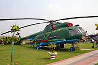 Helicopter-DataBase Photo ID:15652 Mi-8T Bangladesh Air Force Museum 3037