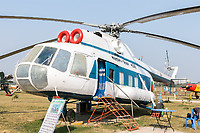 Helicopter-DataBase Photo ID:12280 Mi-8PS Bangladesh Air Force Museum 401 cn:22401