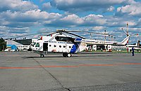 Helicopter-DataBase Photo ID:75 Mi-8T White Eagle Aviation SP-FES cn:99150472