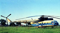 Helicopter-DataBase Photo ID:9105 Mi-8T Aeropol SP-SXR cn:10637