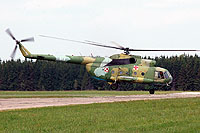 Helicopter-DataBase Photo ID:9916 Mi-8T 1st (37th) Army Aviation Wing 612 cn:10612