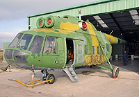 Helicopter-DataBase Photo ID:4958 Mi-8PS The International Helicopter Museum 618 cn:10618