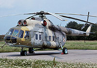 Helicopter-DataBase Photo ID:5399 Mi-8PPD (upgrade by WZL-1) 37th Transport Helicopter Regiment 618 cn:10618