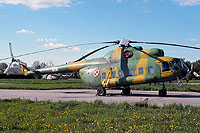 Helicopter-DataBase Photo ID:6230 Mi-8PPD (upgrade by WZL-1) 1st (37th) Army Aviation Wing 618 cn:10618