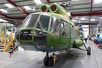 Helicopter-DataBase Photo ID:14872 Mi-8PS The International Helicopter Museum 618 cn:10618