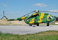 Helicopter-DataBase Photo ID:4988 Mi-8RL-PS (upgrade by WZL-1) 13th Transport Aviation Squadron 619 cn:10619