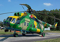 Helicopter-DataBase Photo ID:4279 Mi-8RL-PS (upgrade by WZL-1) 13th Transport Aviation Squadron 627 cn:10627