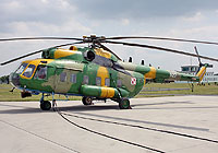 Helicopter-DataBase Photo ID:4751 Mi-8RL-PS (upgrade by WZL-1) 13th Transport Aviation Squadron 627 cn:10627