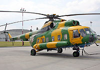 Helicopter-DataBase Photo ID:4752 Mi-8RL-PS (upgrade by WZL-1) 13th Transport Aviation Squadron 627 cn:10627