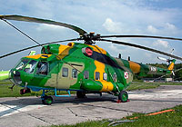 Helicopter-DataBase Photo ID:4280 Mi-8RL-PS (upgrade by WZL-1) 13th Transport Aviation Squadron 628 cn:10628