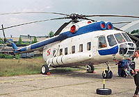 Helicopter-DataBase Photo ID:5322 Mi-8PS 37th Transport Helicopter Regiment 630 cn:10630