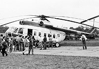 Helicopter-DataBase Photo ID:5323 Mi-8PS 37th Transport Helicopter Regiment 630 cn:10630
