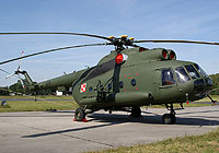 Helicopter-DataBase Photo ID:4400 Mi-8T (upgrade-1 by WZL-1) 1st (37th) Army Aviation Wing 639 cn:10639