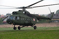 Helicopter-DataBase Photo ID:15676 Mi-8T 1st (37th) Army Aviation Wing 641 cn:10641