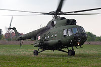 Helicopter-DataBase Photo ID:15677 Mi-8T 1st (37th) Army Aviation Wing 641 cn:10641